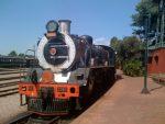 Rovos Rail locomotive